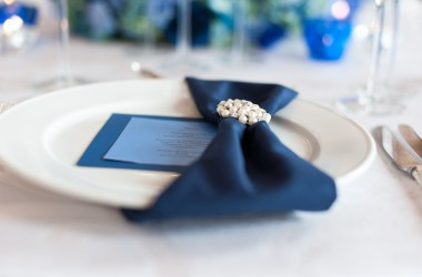 Elegant Blue Wedding Lusso Styling