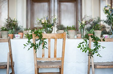 Rustic Vintage Country Wedding Lusso Styling