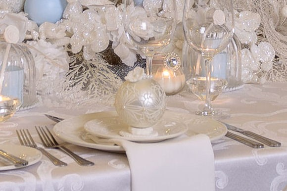 place settings favours