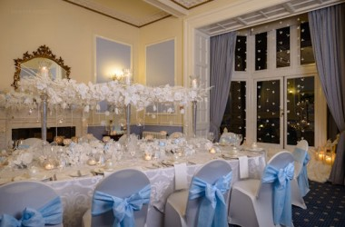 Crystal White Winter Wedding Lusso Styling